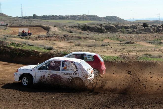 aragon autocross Carlos Arco