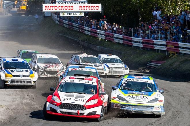 autocross Arteixo kumho