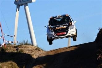 La armada española animó el Rallye de Fafe