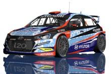 RaceSeven con José Antonio Suárez y Hyundai, en el CERA y WRC2