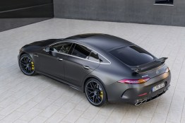 Mercedes AMG-GT 4 puertas 2018