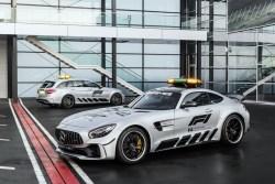 Mercedes-AMG GT-R Pacecar F1 2018