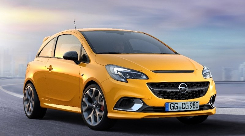 Opel Corsa GSi 2018 2103