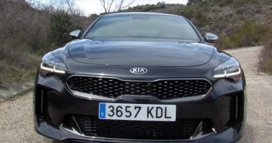 kia stinger 22 CRDI 4x4 GT-Line prueba 2018