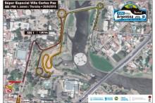 ► WRC: La nueva súper especial de Villa Carlos Paz abrirá el Rallye de Argentina