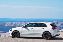 Mercedes-Benz Clase A 2018, fotos generales