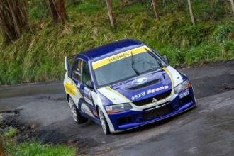 Barrenetxea-Arando y Onandia ganan el V Rallysprint de Goierri