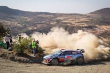 ► WRC: Sordo mantiene el liderato a falta de dos cortas especiales para finalizar la primera etapa