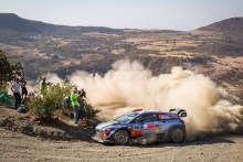 ► WRC: Dani Sordo lidera en Méjico