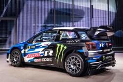 volkswagen polo r supercar wrx 2018