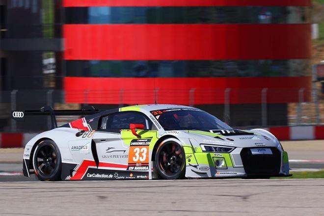 12h Navarra Tutumlu Audi R8