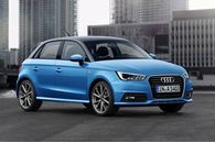 Audi A1 Sportback 2015