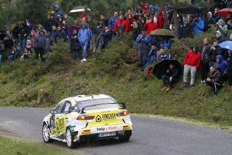 Tercera plaza para Alberto Meira y José Murado en el 34º Rally de Noia