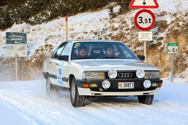 Andorra Winter Rally previo