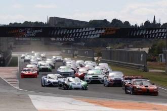 Inicio de lujo en Valencia en el Campeonato de España de Resistencia y GT