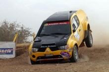 La Mitsubishi Evo Cup de Todoterreno inicia la temporada en la dura Baja Almanzora