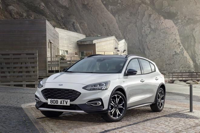 Ford Focus Active Titanium 2018