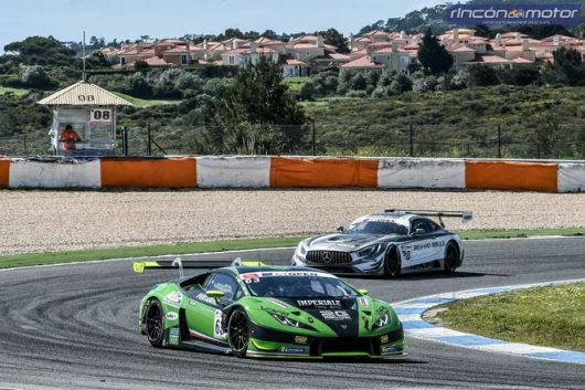 GT Open Estoril venturini-mul Lamborghini Huracan GT3