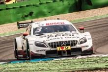 Mercedes-AMG C63 DTM 2018 listo para su última temporada