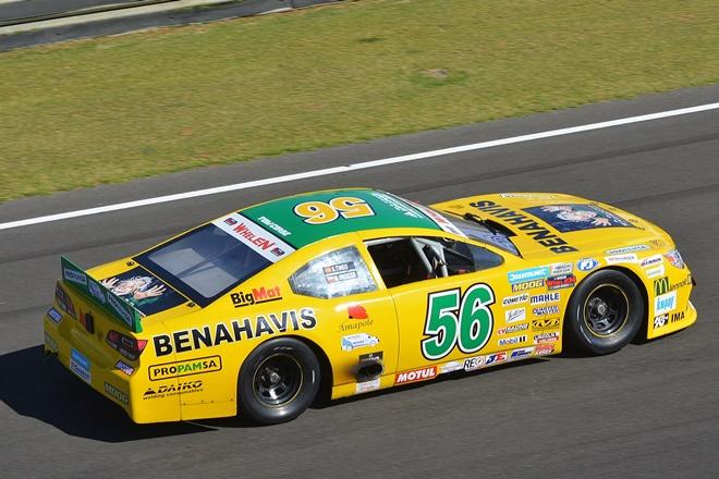 NASCAR Cheste Tineo