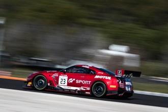 Nissan estrena el nuevo GT-R Nismo GT3 con Lucas Ordóñez en Monza