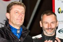 Luis Climent entre los pilotos con neumáticos Kumho en Pozoblanco