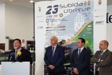 Presentado el cartel de la XXIII Subida Ubrique – Benaocaz