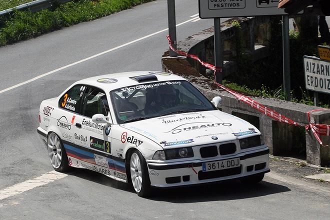 Rallye Azpeitia Castro BMW