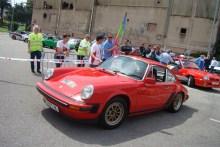 Victoria para  Eloy Dehesa y Alberto Pérez en el XIII Rallye de Clásicos Valle de Camargo