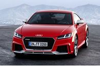 audi TT RS Coupe 2016