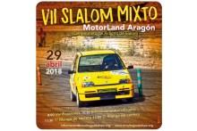 El VII Slalom Mixto MotorLand reunirá el domingo a 37 pilotos en la tercera prueba del regional