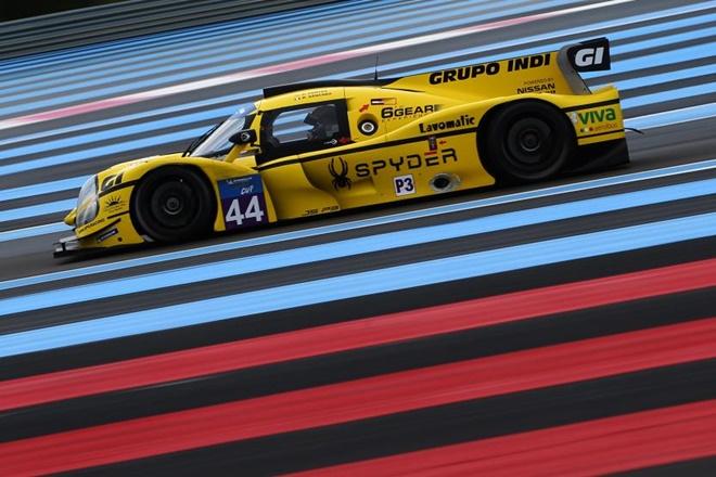 michelin le mans cup alvaro fontes LMP3 Ligier Nissan