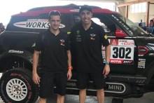 ► Rallyes TT: Nani Roma no participará en el Rally Merzouga por lesión de su copiloto Álex