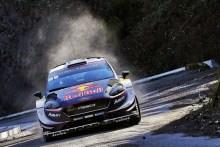 ► WRC: Ogier aumenta su ventaja al mediodía de hoy en Córcega