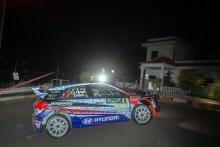 ► Adeje: Suárez-Carrera se llevan el Rallye por menos de tres segundos