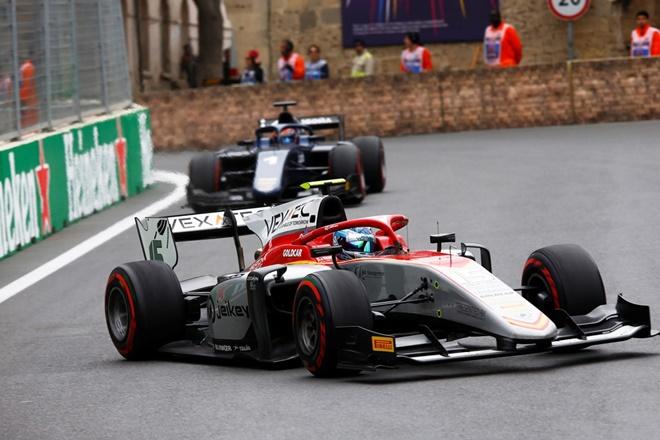 Campos Racing Nissany Acerbayan F2