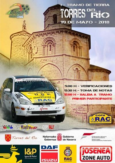 Campeonatos Regionales 2018: Información y novedades - Página 18 Cartel-Rallye-Torres-del-Rio-2018