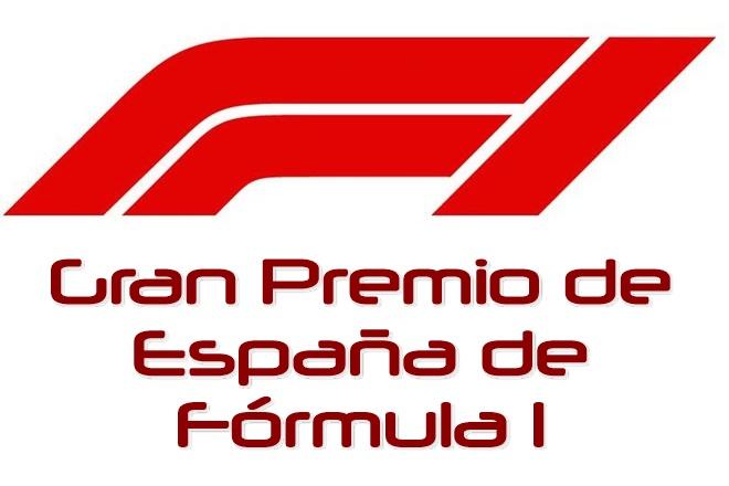 Logo F1 España 2018