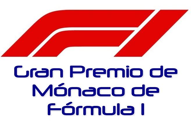 Logo F1 Monaco 2018