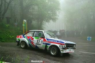 ► Rallye de Asturias Histórico: Lolo García contra la armada europea