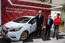 Nissan entrega los coches de la Copa Micra Canarias