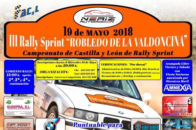 Placa recorte RS Robledo Valdoncina 2018