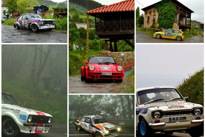 Rallye Asturias Historico 2018
