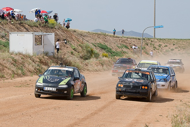 Autocross Monreal del Campo -Turismos 0706