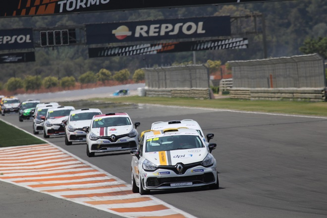 Clio Cup Pouget Cheste