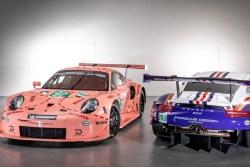 Porsche Le Mans 2018 decoraciones 911