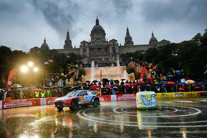 rallye españa cataluña previo tramos 0706