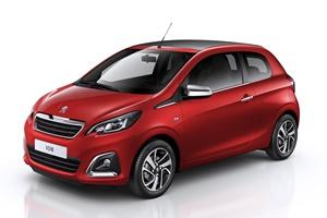 Peugeot 108 5p 2018