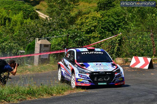 rallye Ferrol suarez hyundai 2207