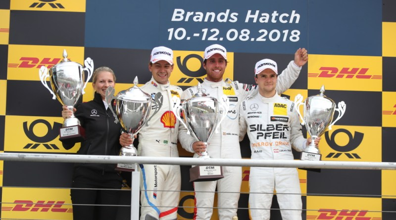 Juncadella podio brands hatch